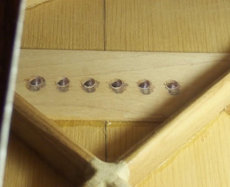 Berck bridge plate repair